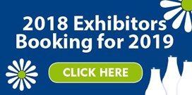2018 Exhibitors Booking for 2019